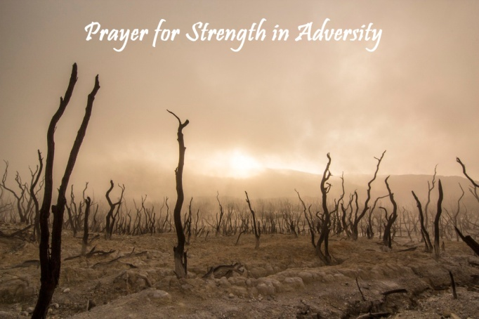 PrayerforStrengthinAdversity