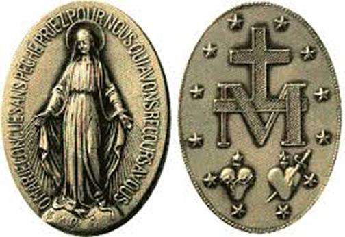 miraculous-medal